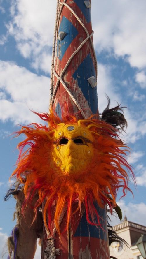 Izložba maski Krapina